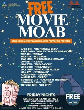 Poster of Free movie Moab
