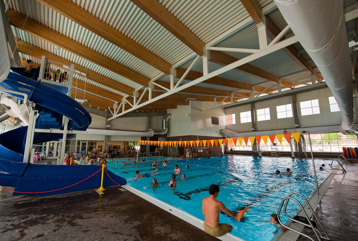 Moab Recreation and Aquatic Center Indoor Pool