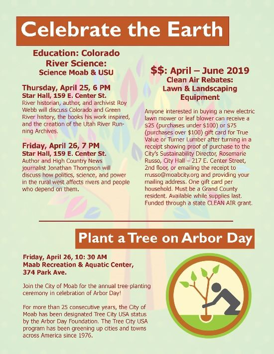 Earth Day Events 2019