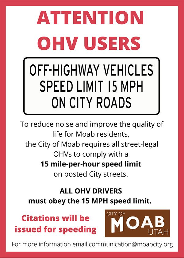 OHV Speed Limit Flyer-For Web