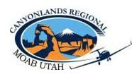 Canyonlands Airport Logo
